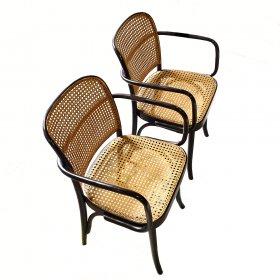 2-josef-hoffmann-no-811-chairs